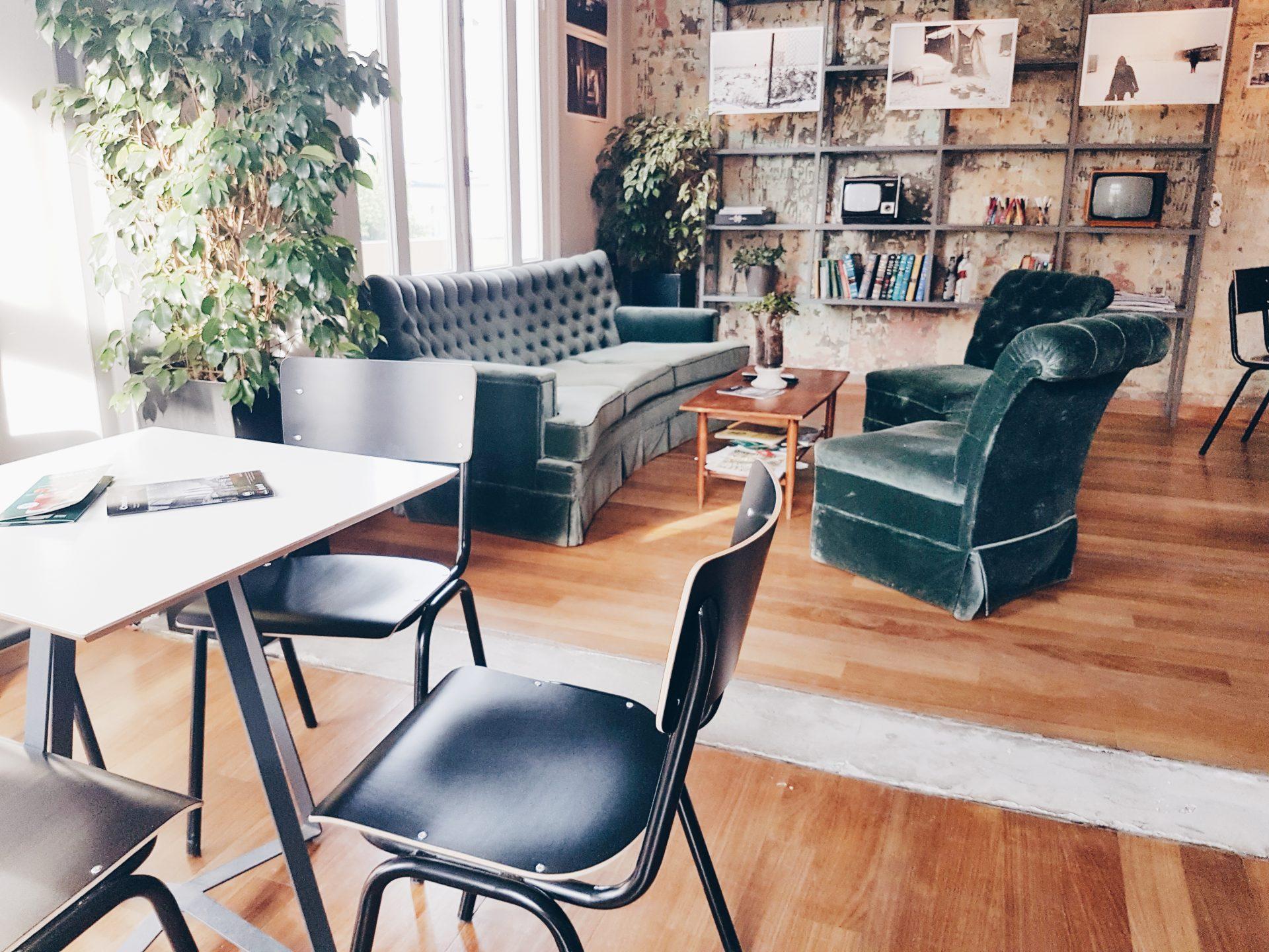 Mob cafe, Thessaloniki
