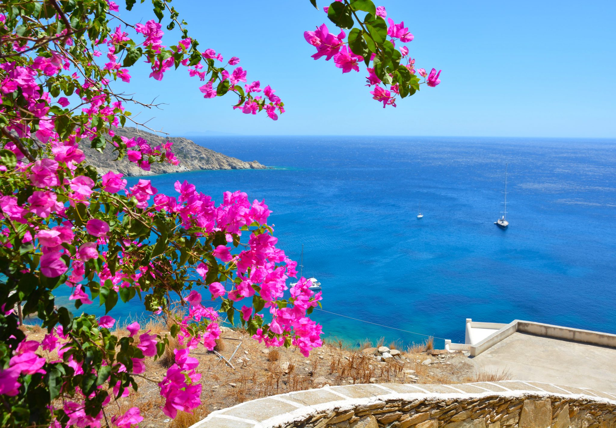 Ios is a Greek island located in the Cyclades. This blog post is a guide for this island.
