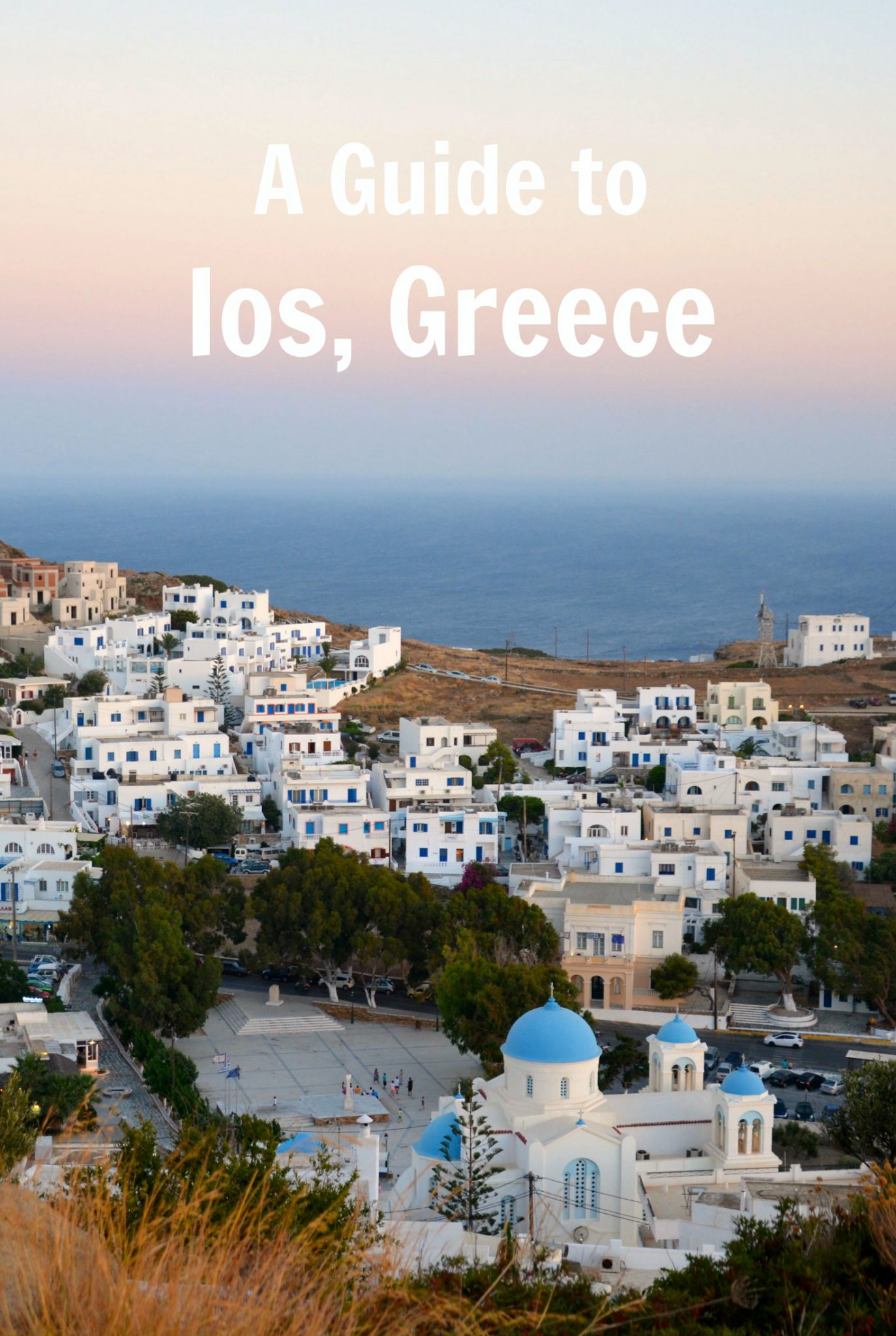 Guide to Ios, Greece. An island in Cyclades.