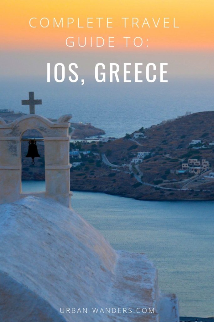 Travel Guide to Ios, Greece