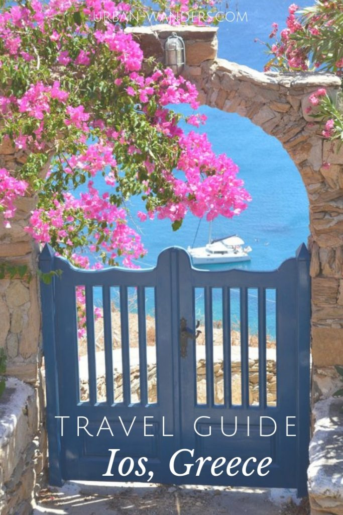 Travel Guide to Ios, Greece copy