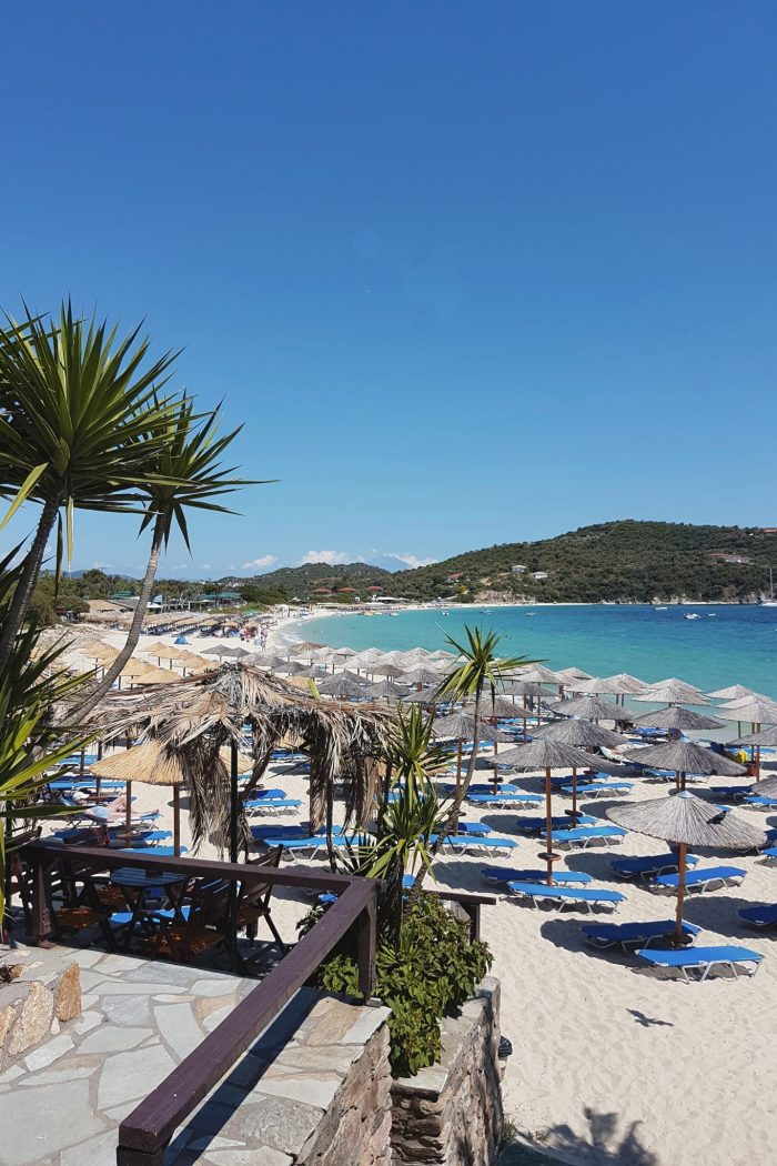 Halkidiki's Best Kept Secret: Ammouliani