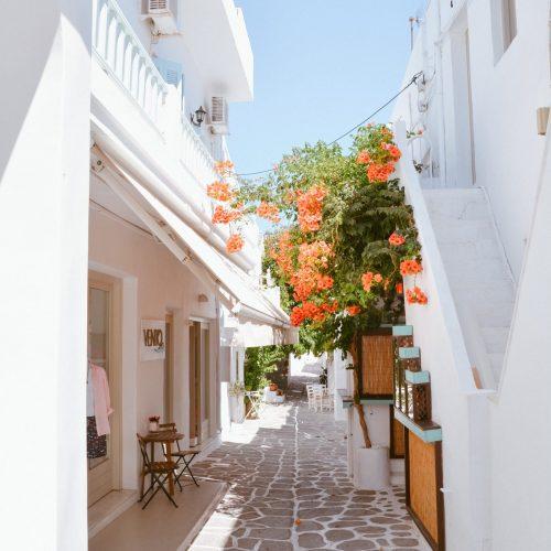 Travel Guide to Paros, Greece