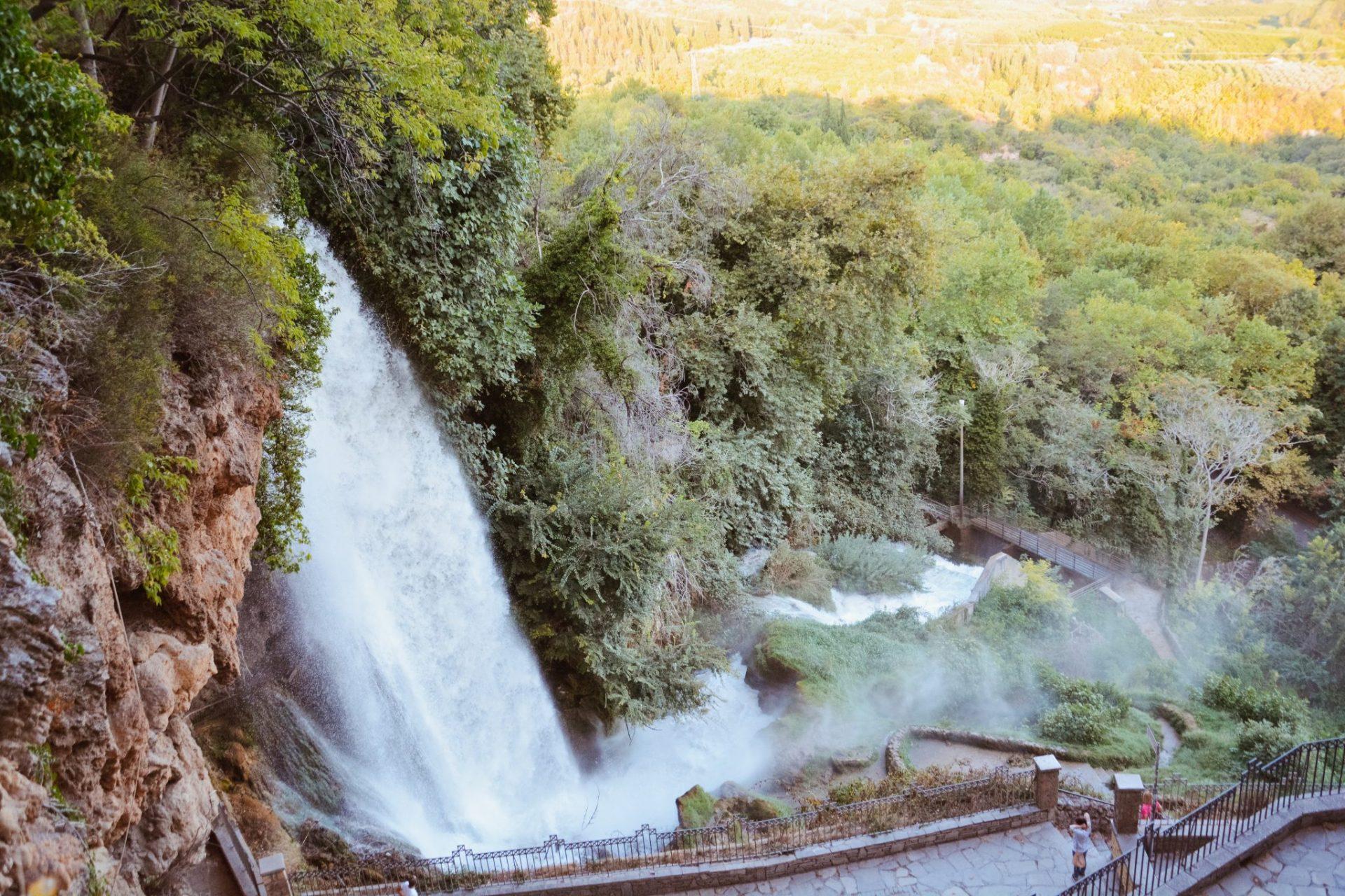 Edessa waterfalls, Greece