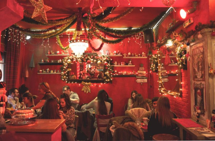 Diatiriteo Magic Christmas
