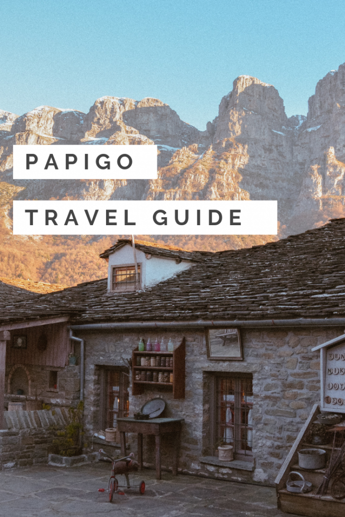 Complete Travel Guide to Papigo, Greece