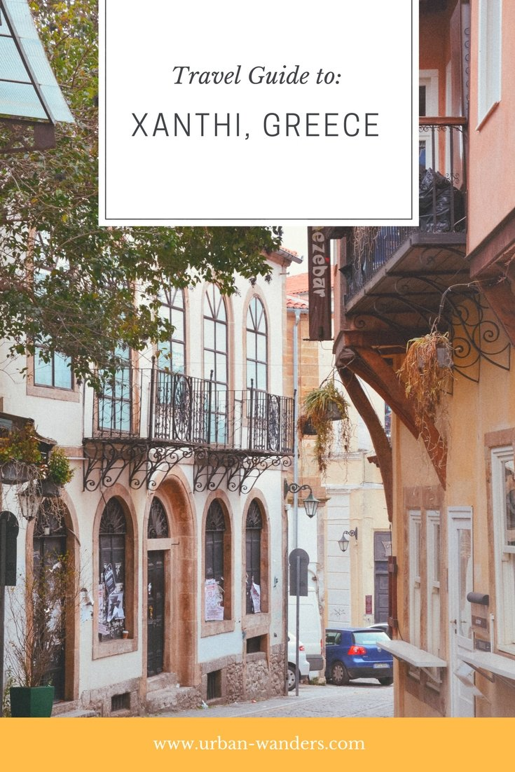 Xanthi, Greece Travel Guide