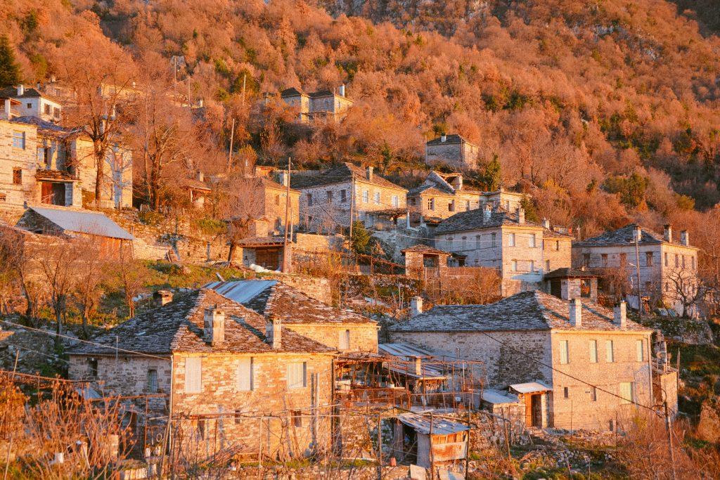 Zagorochoria villages in Greece