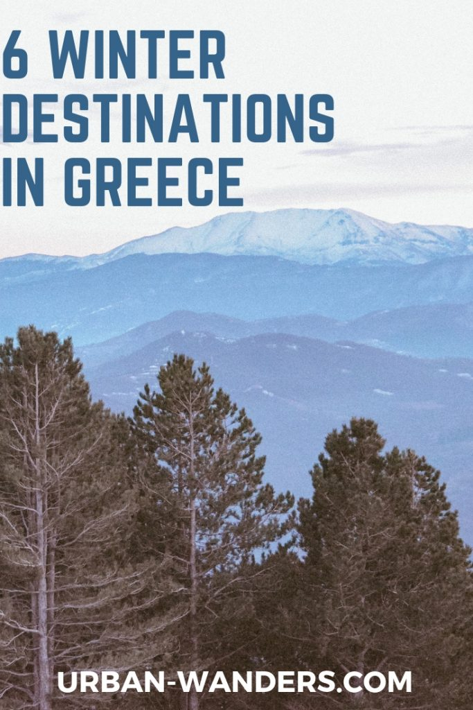 6 Winter Destinations in Greece