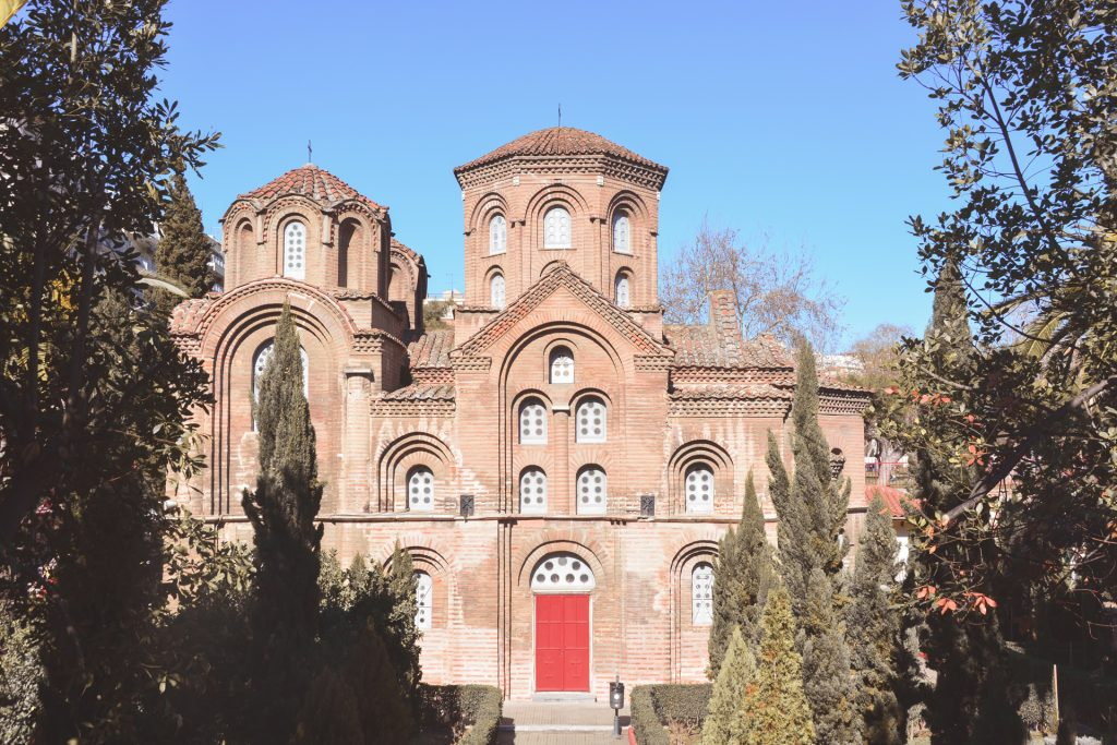 Dikastirion Square, Thessaloniki