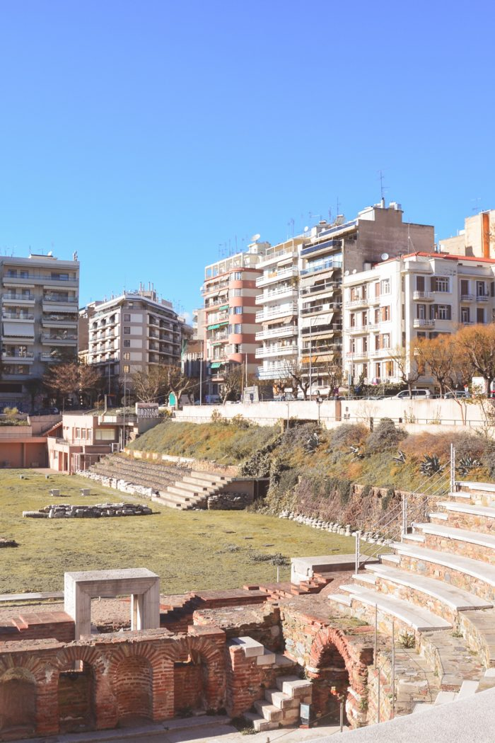 Neighborhood Guide: The Roman Forum of Thessaloniki