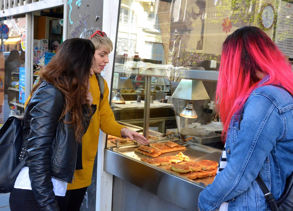 Food and culture tour Grekaddict in Thessaloniki