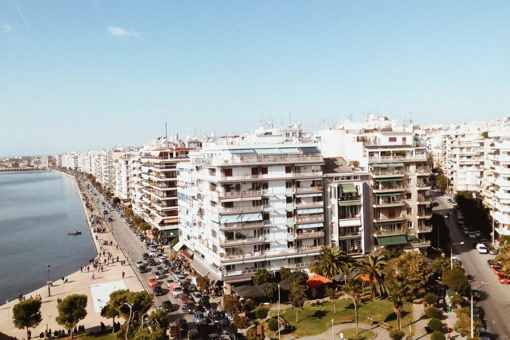 Spring in Thessaloniki