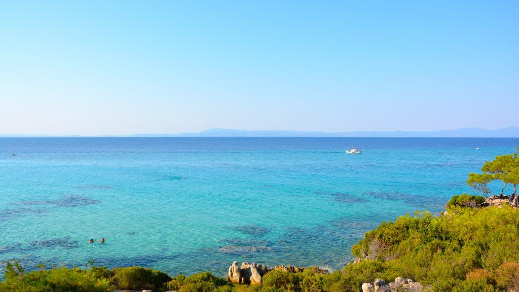 Beaches near Thessaloniki