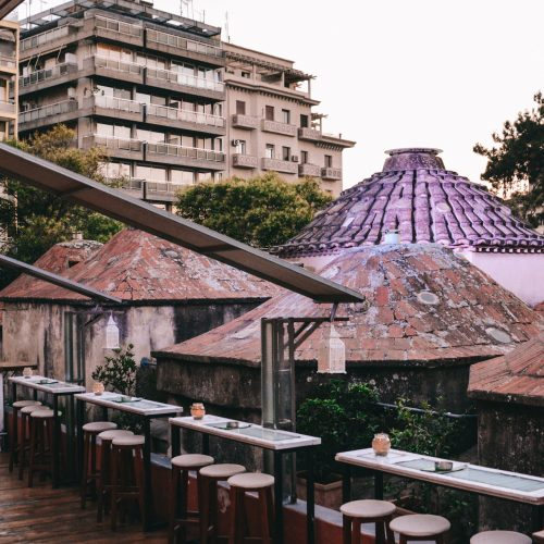 Rooftop Bars in Thessaloniki
