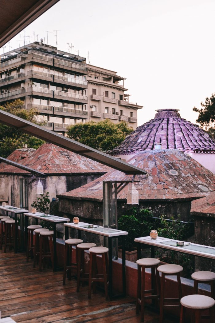 5 Rooftop Bars You Must Visit in Thessaloniki