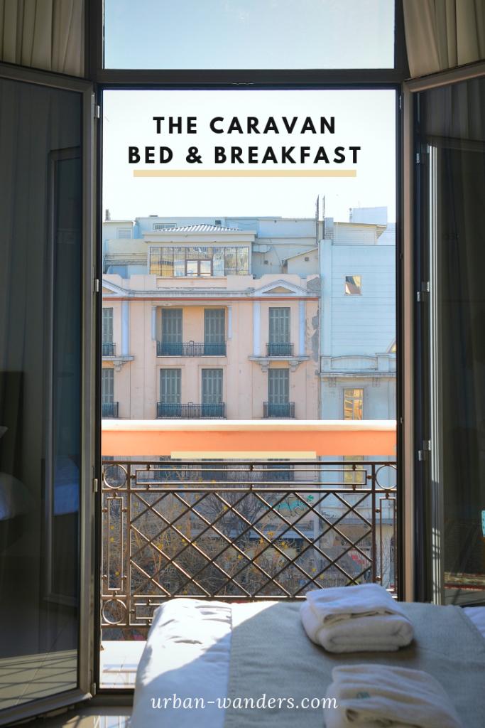 The Caravan Bed & Breakfast in Thessaloniki, Greece
