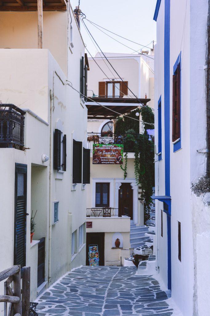 Melanes, Naxos