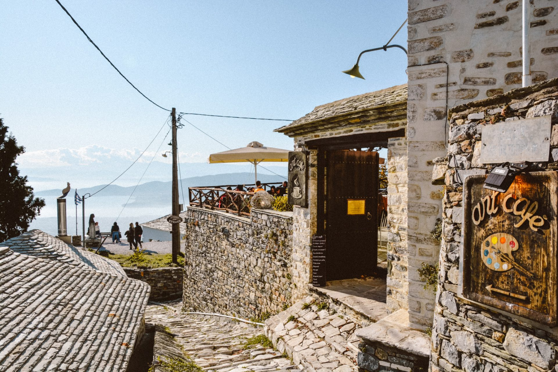 Makrinitsa, Greece travel guide