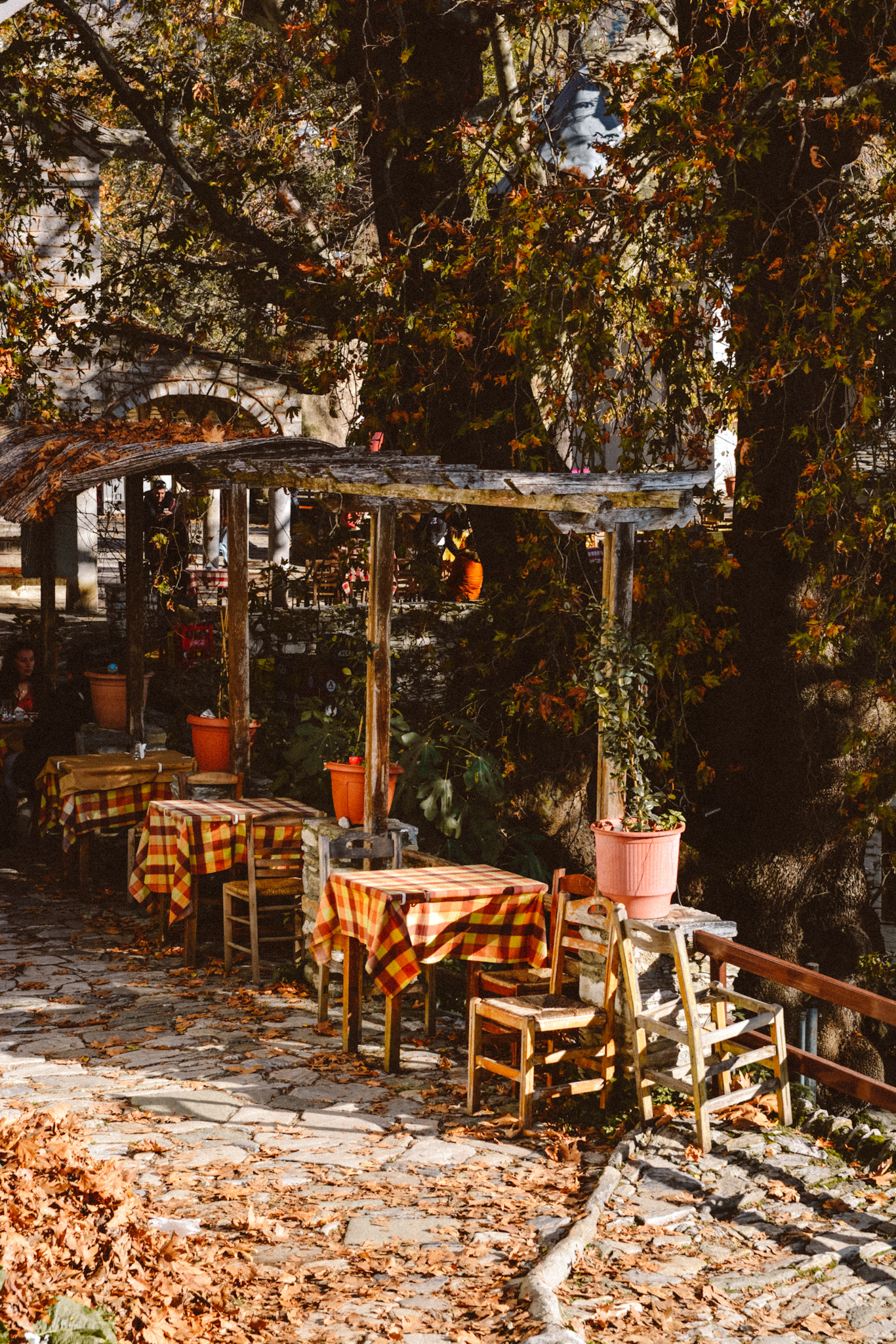 Travel guide to Pelion