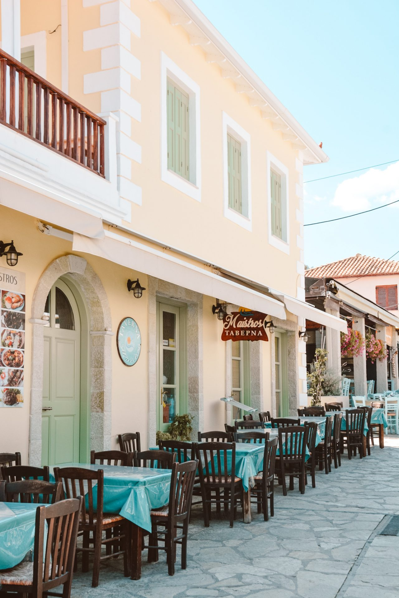 The village of Agios Nikitas is the best place to stay in Lefkada