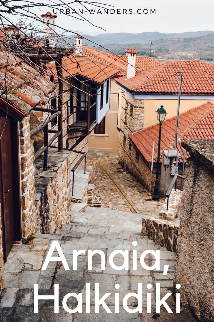 Guide to Arnaia, Halkidiki