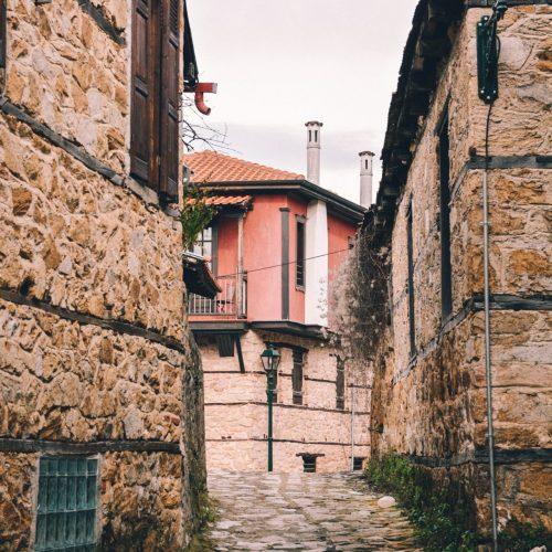 Arnaia, the authentic village in Halkidiki