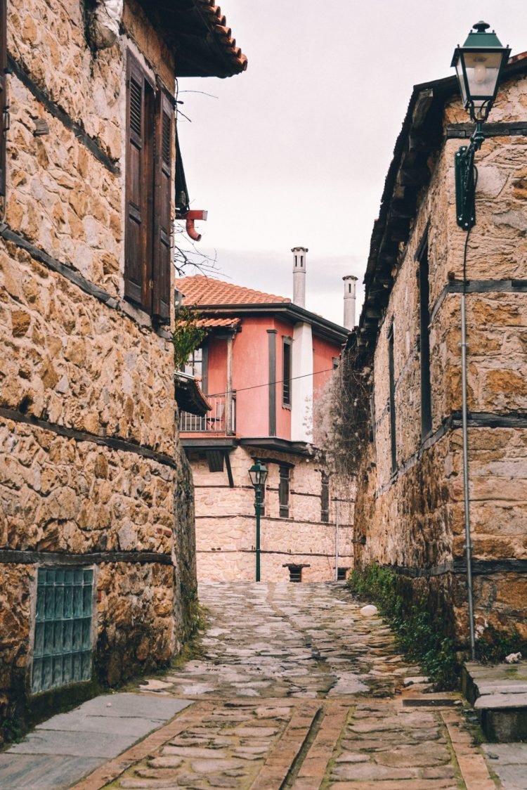 Arnaia, the authentic village in Halkidiki