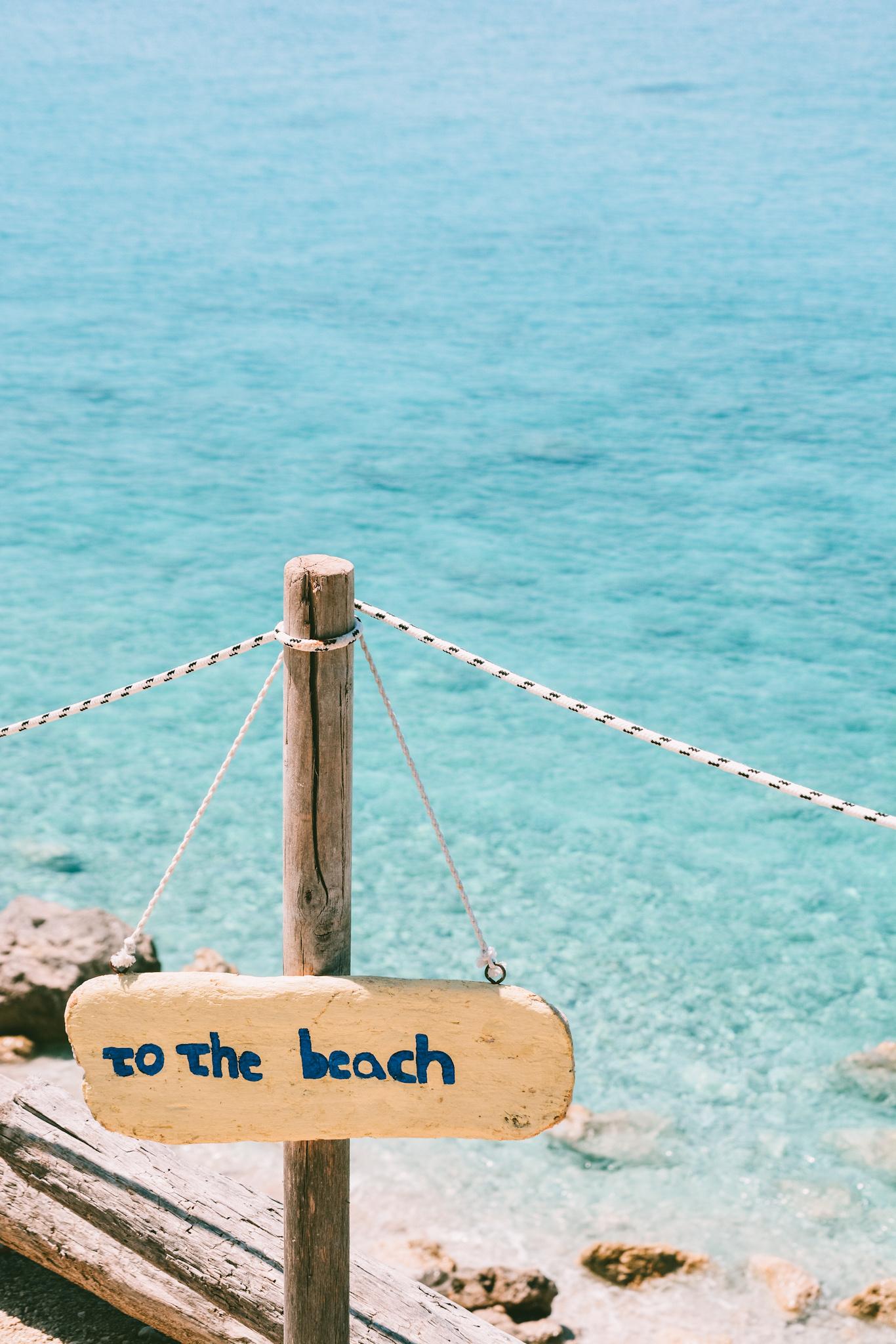 Avali Beach, Lefkada