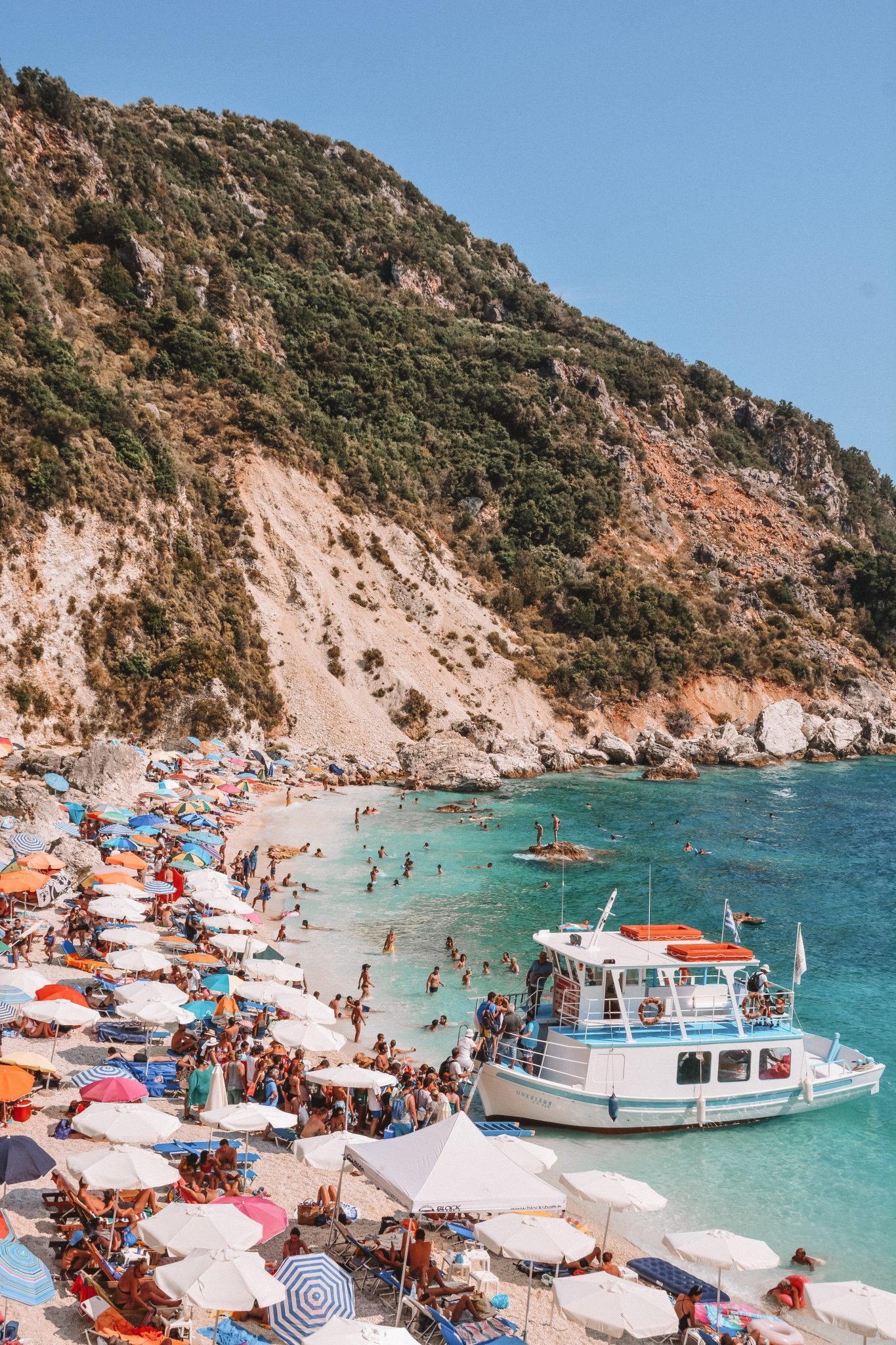 Boat tour-Lefkada