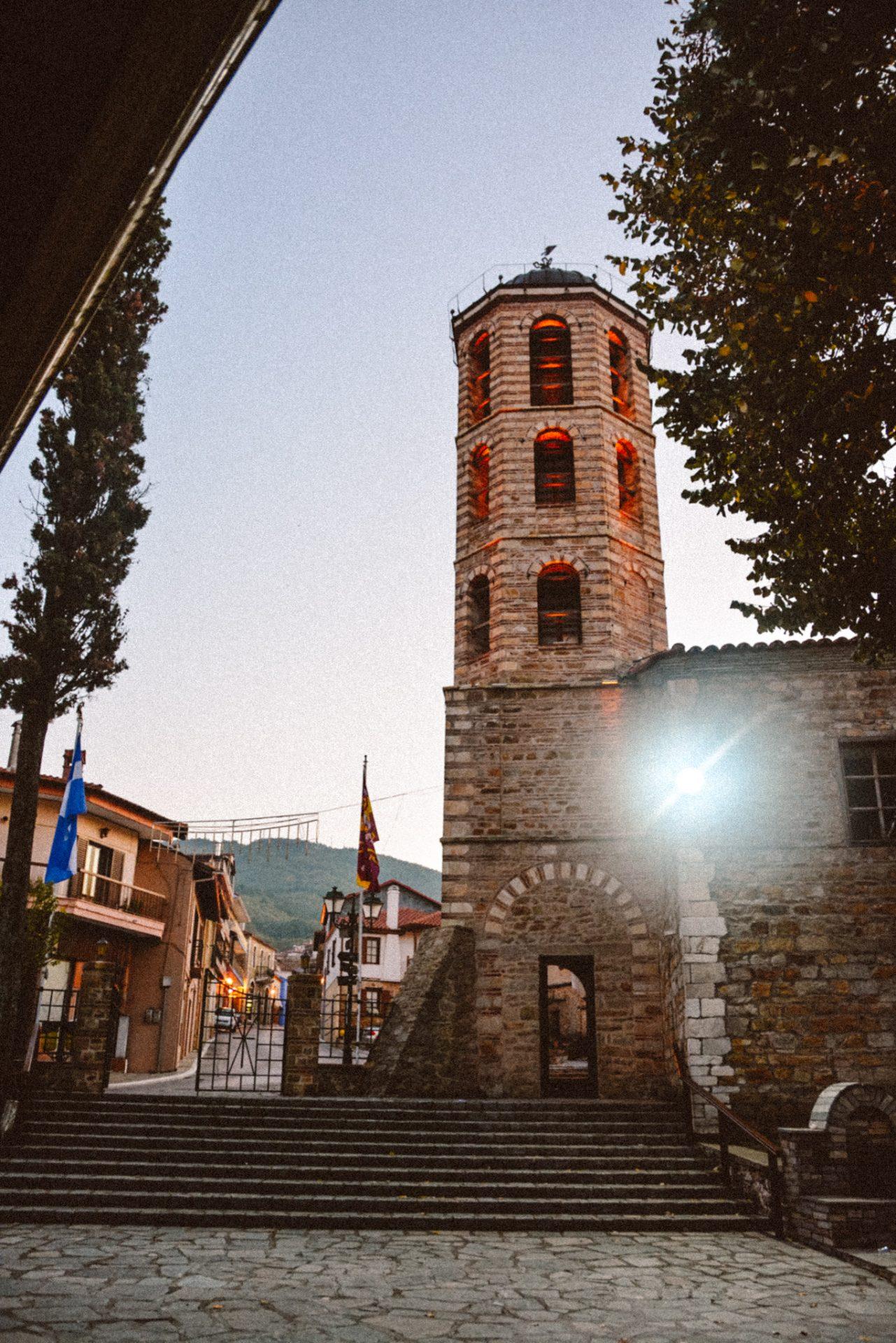 Saint Stefanos Arnaia Church