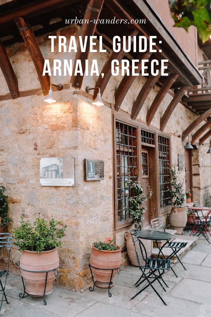 Travel Guide to Arnaia, Greece