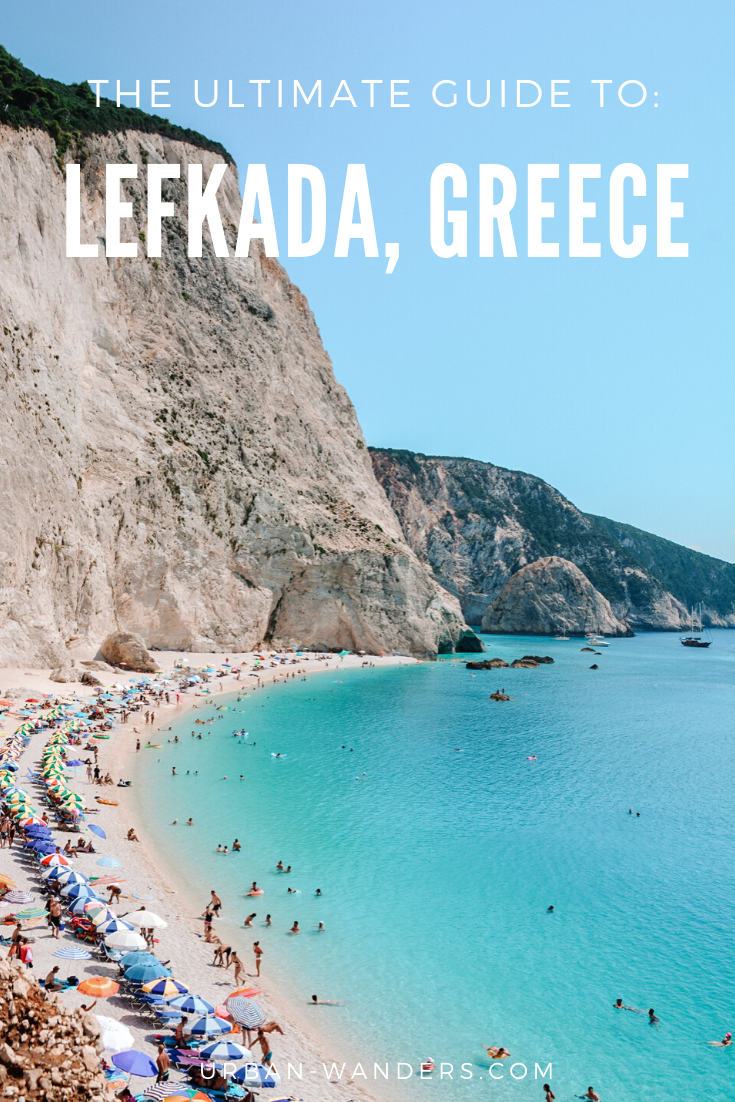 Travel guide to Lefkada, Greece