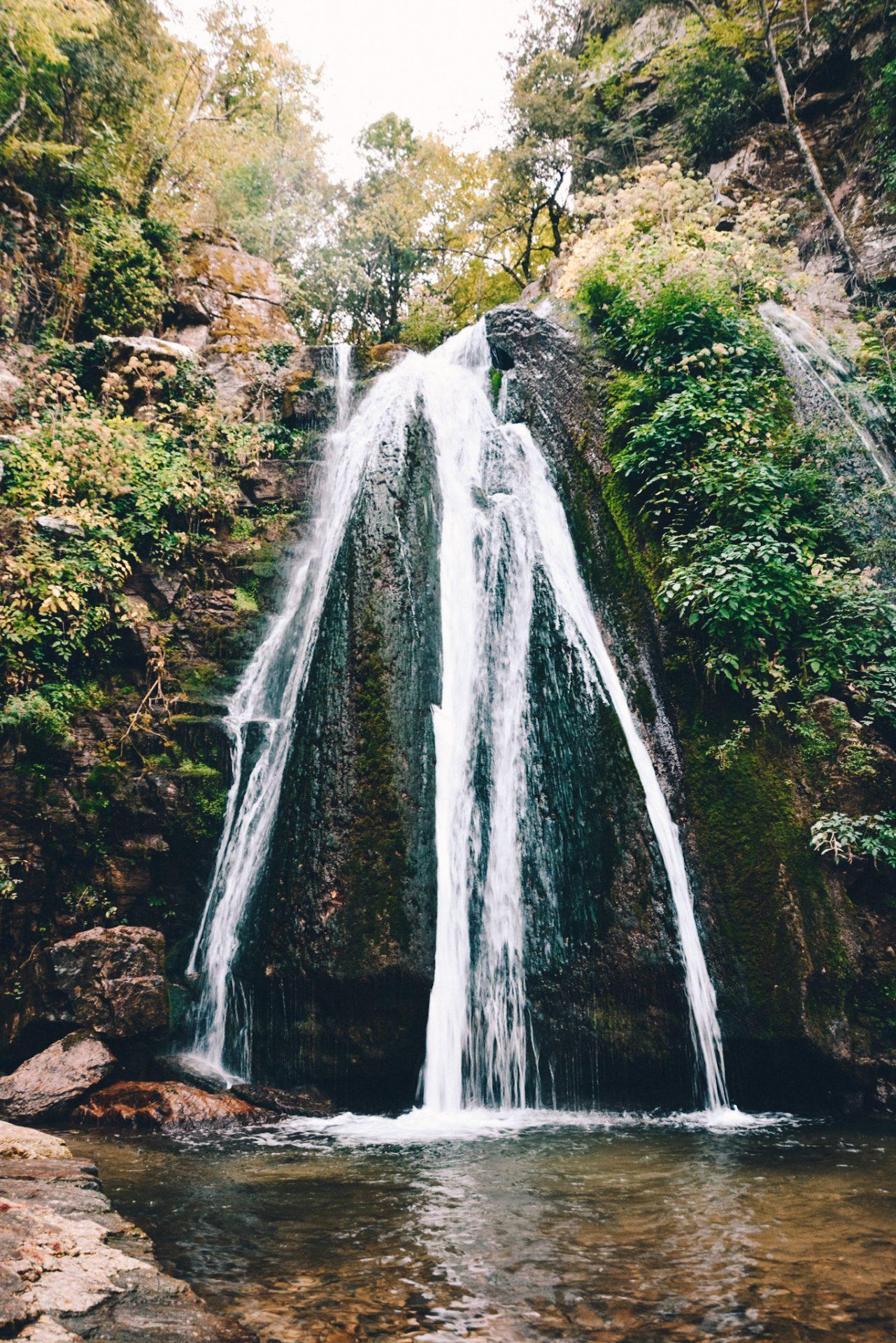 Varvara Waterfalls, Halkidiki