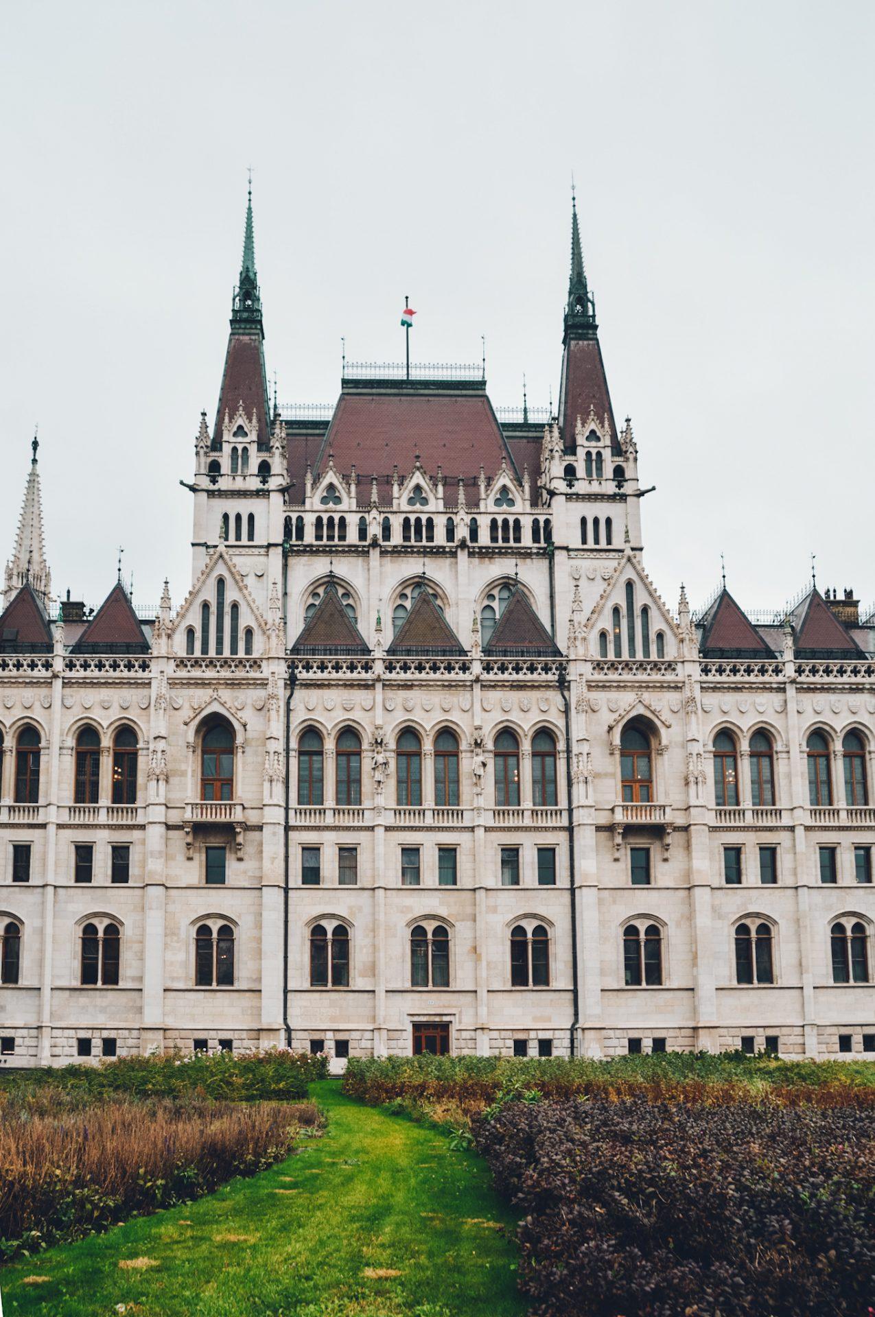 Buda Castle - Photo Guide