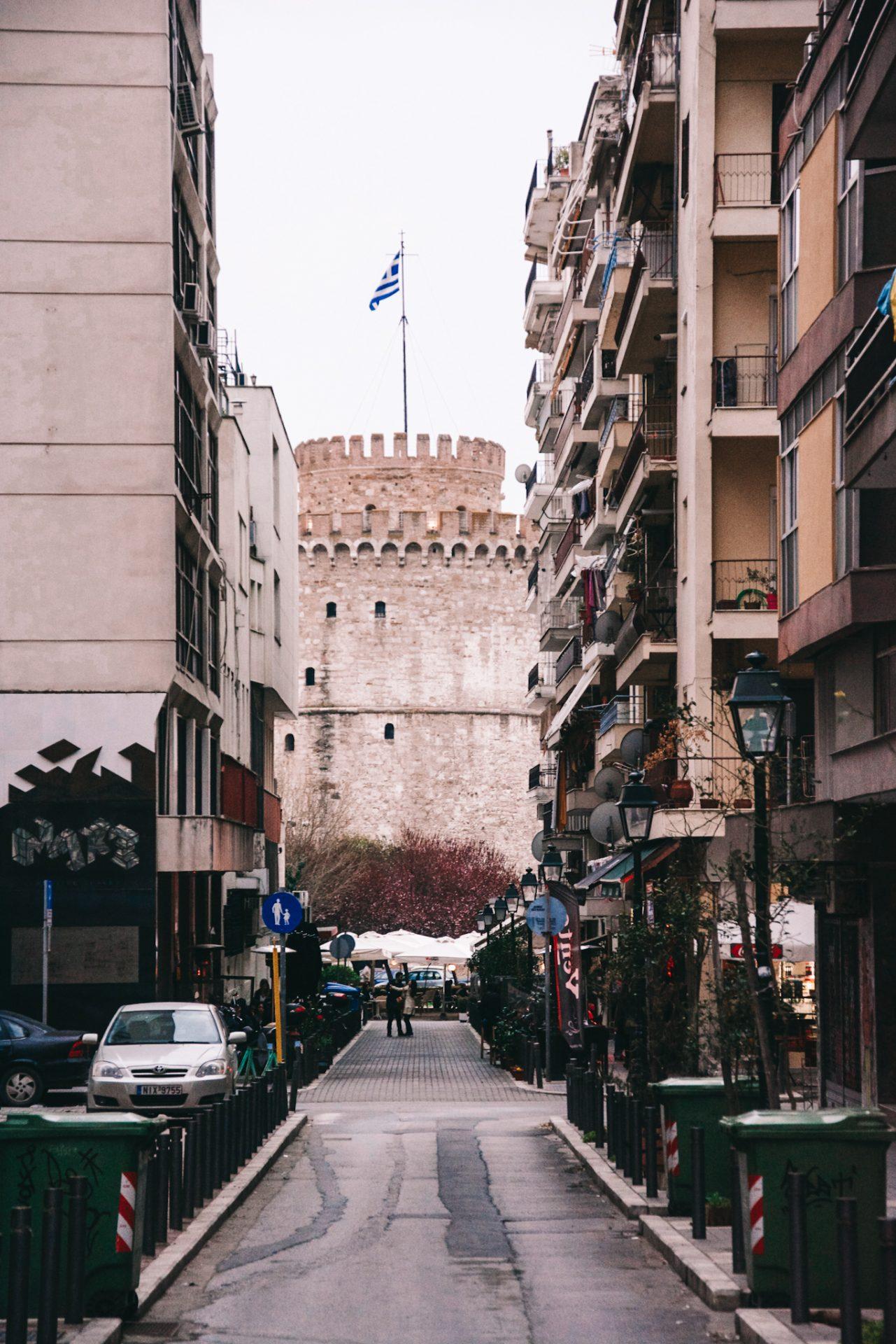Filikis Eterias Street, Thessaloniki