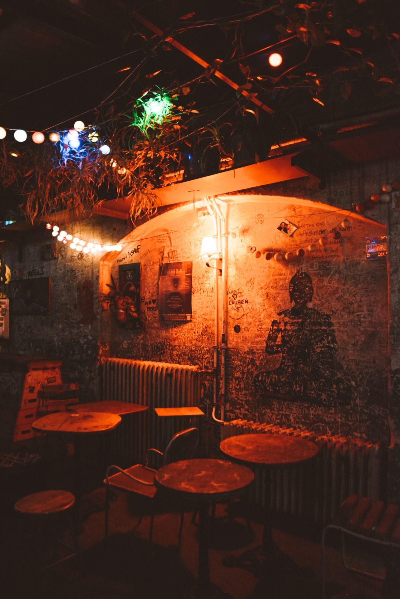 Szimpla Kert - Instagrammable Spot in Budapest