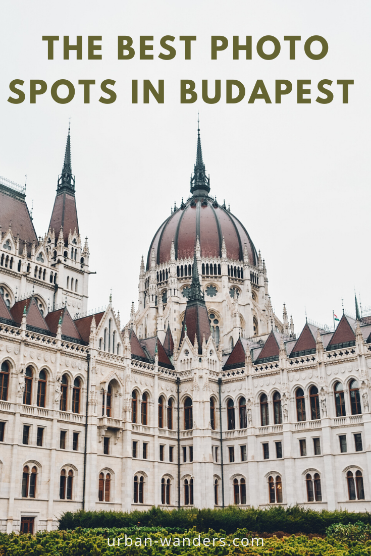 The Best Photo Spots in Budapest