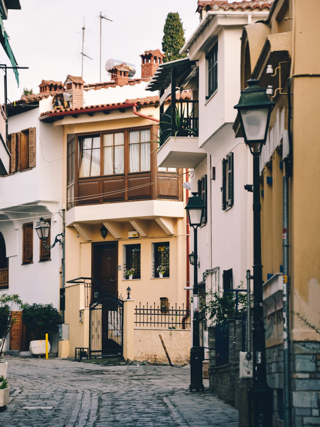 Top Instagram Spot in Thessaloniki is Ano Poli