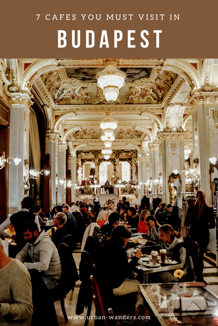 A Guide to Cafes in Budapest