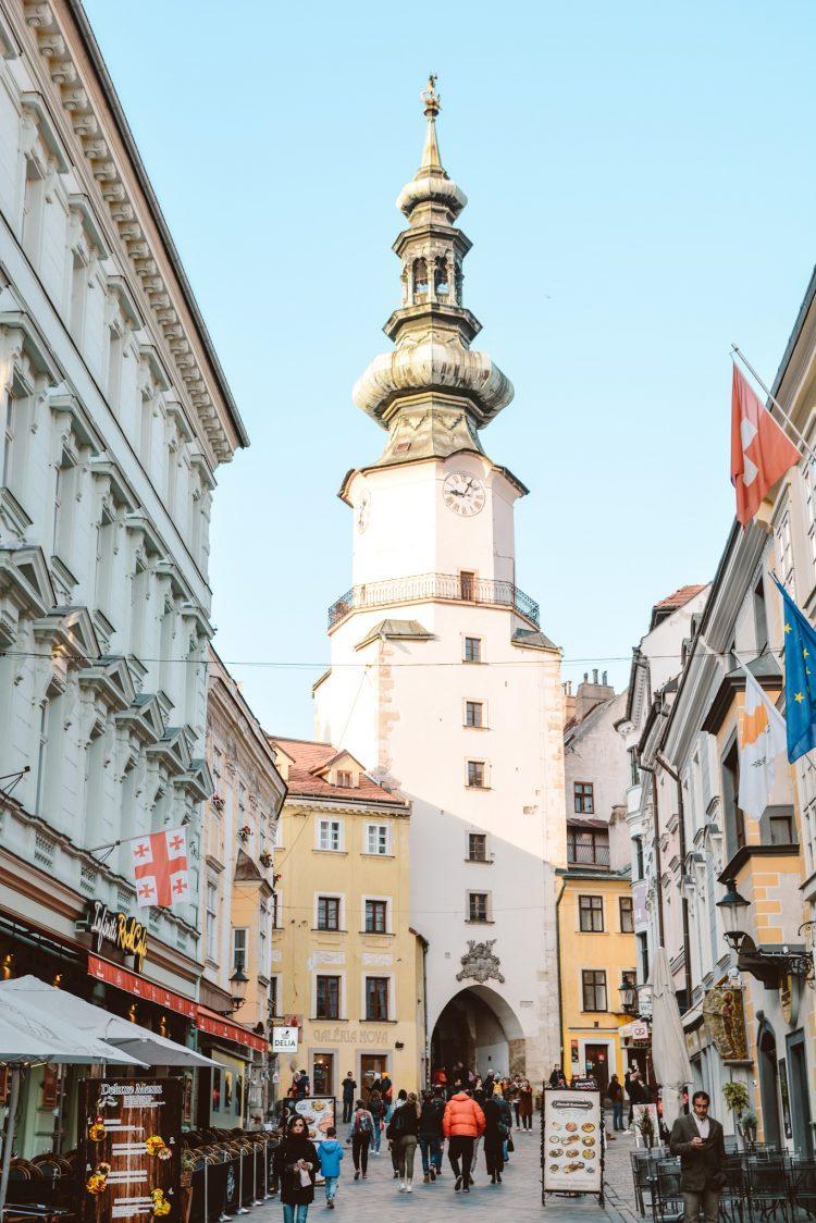 Bratislava Travel Guide