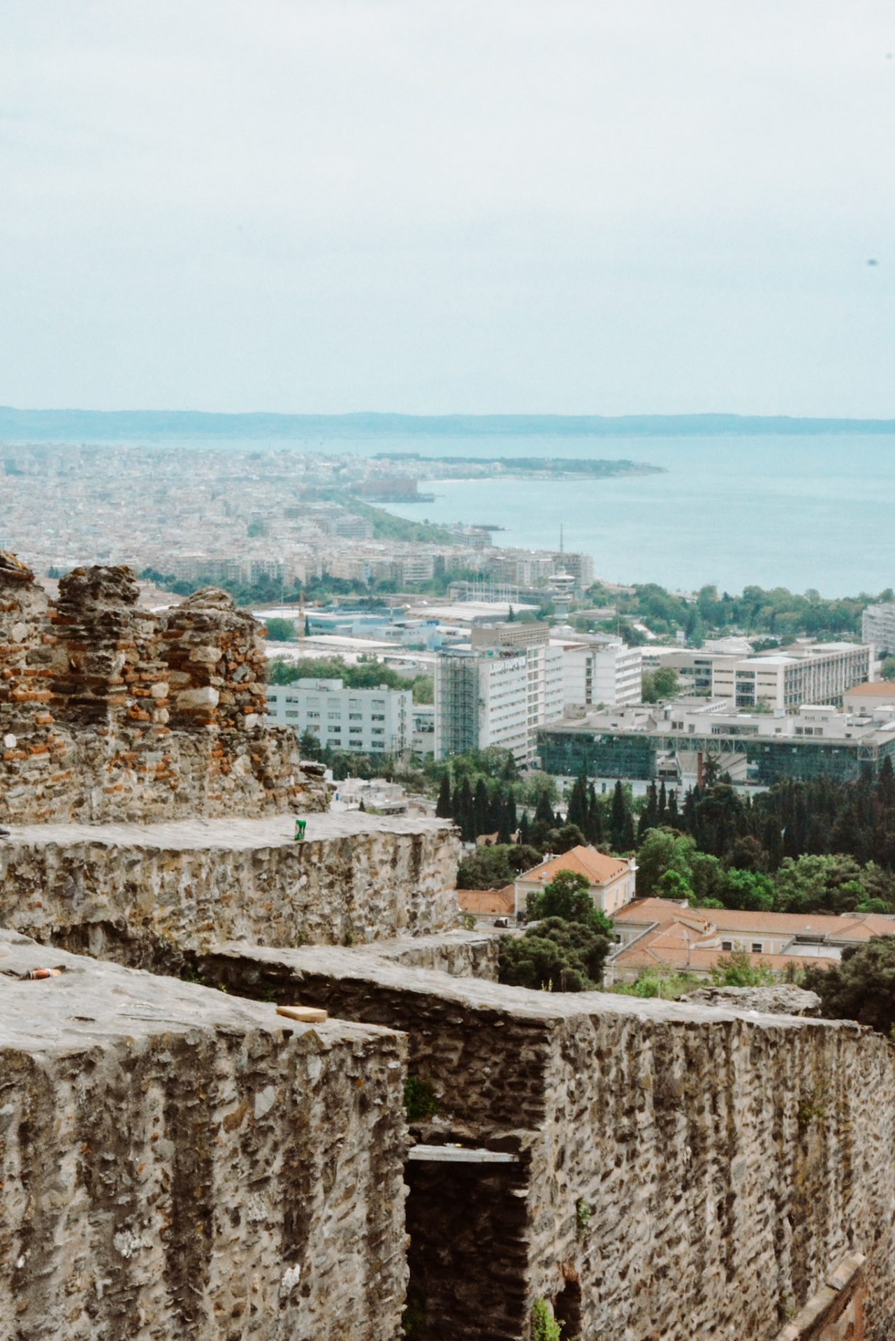 Castle in Thessaloniki