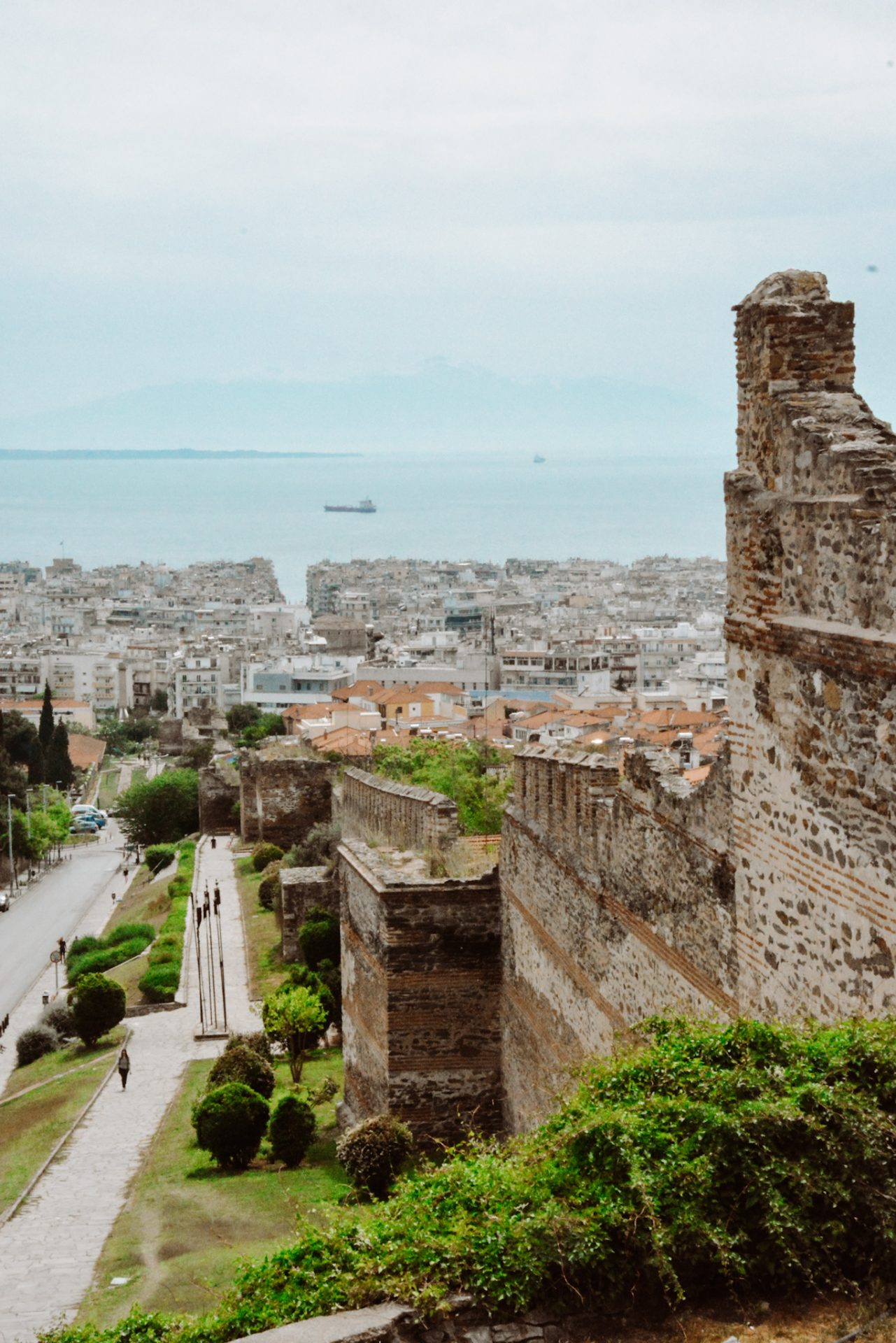 Castles of Thessaloniki