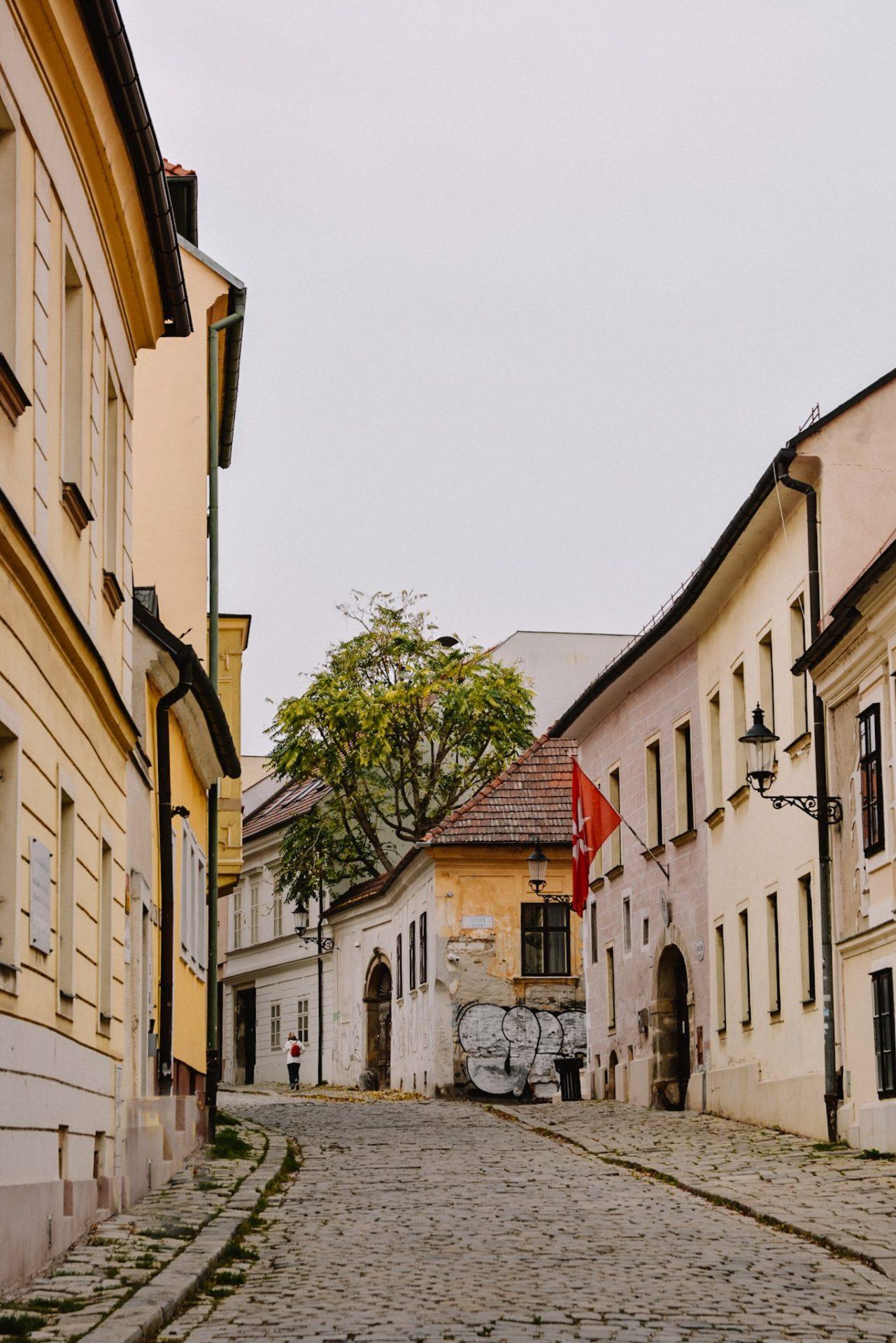 Kapitulska Street