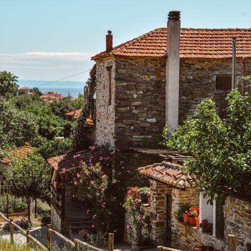 Old Town Nikiti, Halkidiki