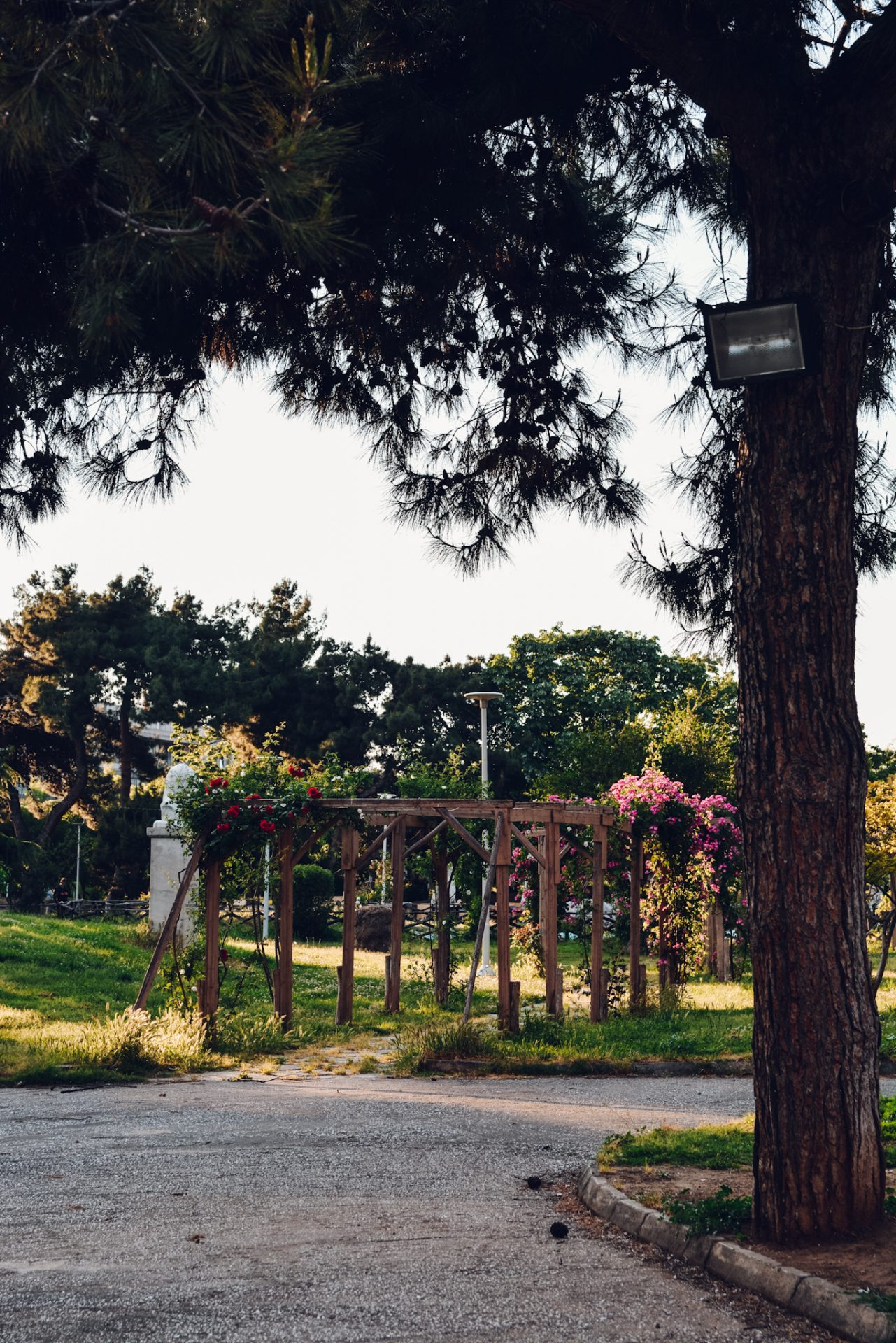 Pedion Areos Park Thessaloniki
