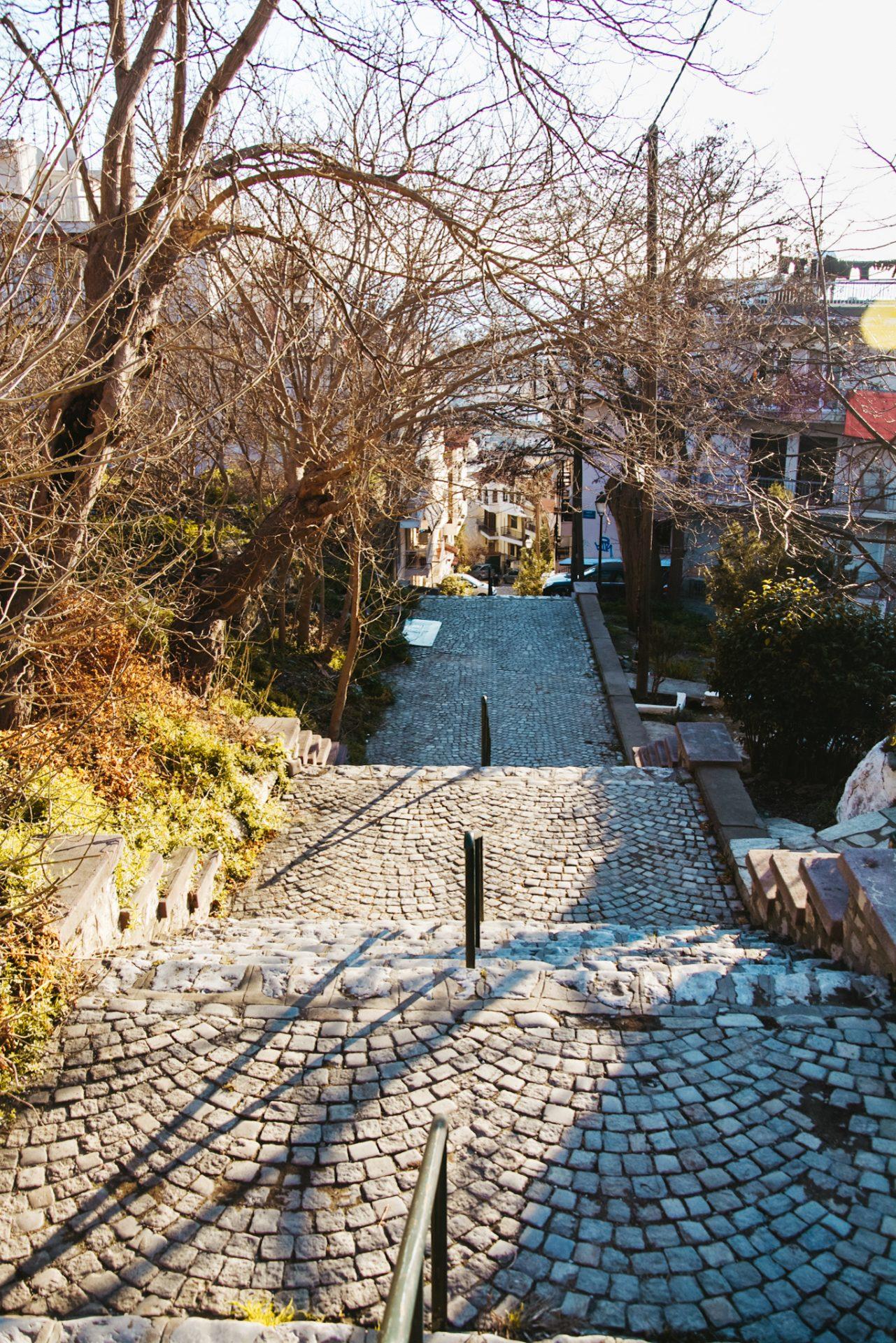 Streets of Ano Poli