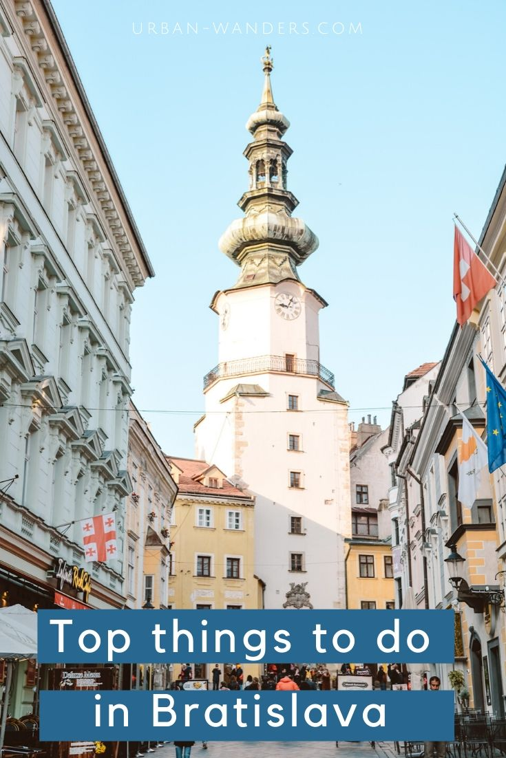 Top things to do in Bratislava, Slovakia
