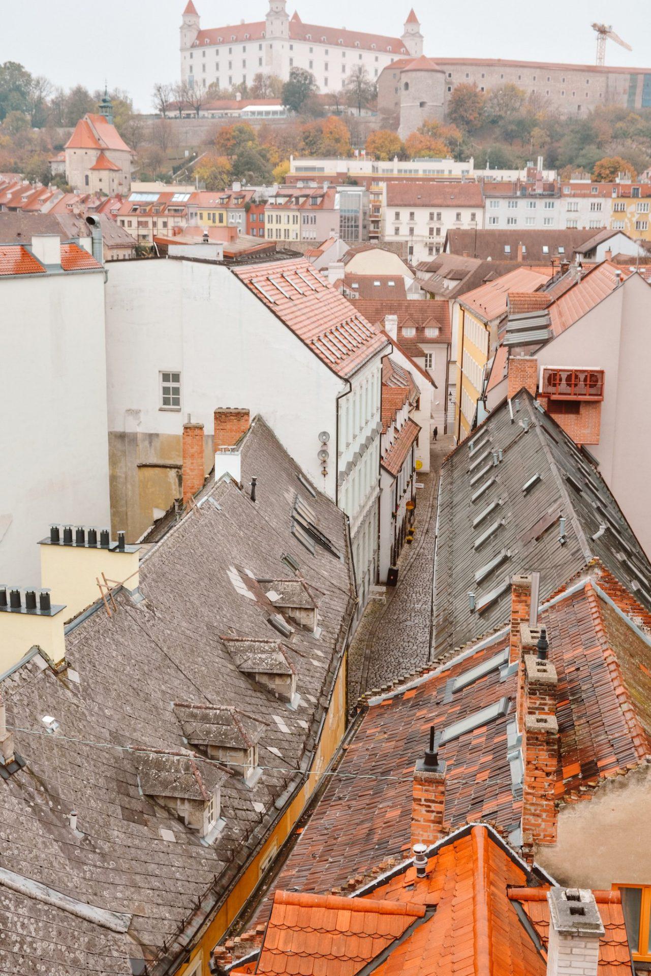 Travel Guide to Bratislava, Slovakia