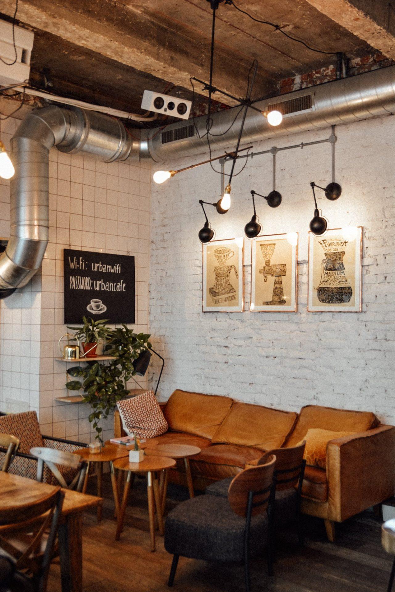 Urban Bistro Cafe in Bratislava